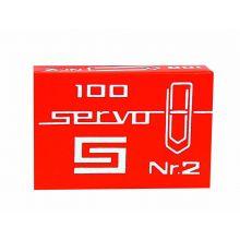 SAX Büroklammern 242 26 mm 100 Stück