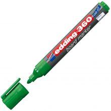 EDDING Whiteboardmarker 360 mit Rundspitze 1,5-3 mm grün