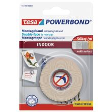 TESA Montageband 55740 Indoor 19 mm x 1,5 m