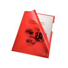BENE Aktenhülle 205000 DIN A4 PP 150 µm glatt rot