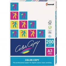 COLOR COPY Kopierpapier A3 250 Blatt 200 g/m² weiß