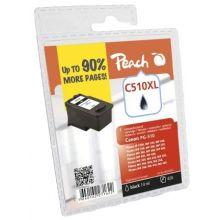 PEACH Tinte PI100144 Rebuilt CANON PG-510 schwarz