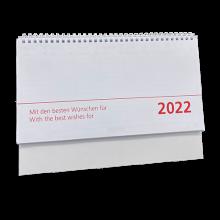 Tischkalender A4 Classic ohne Werbeeindruck