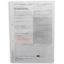 Ausfuhrbescheinigung für Umsatzsteuerzwecke Formular U34