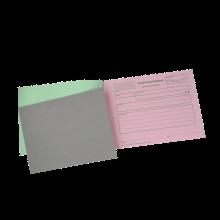 Einzahlungsbestätigungsblock A6 zum Durchschreiben, 3x 20 Blatt
