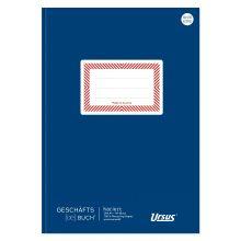 URSUS Ö-Geschäftsbuch A4 144 Blatt 80 g/m² kariert