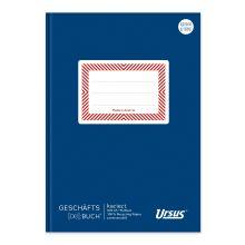 URSUS Ö-Geschäftsbuch A5 96 Blatt 80 g/m² kariert