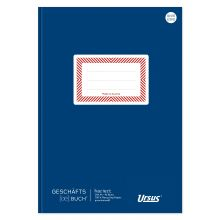 URSUS Ö-Geschäftsbuch A4 96 Blatt 80 g/m² kariert