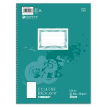 URSUS Collegeblock DIN A4 80 Blatt liniert 9 mm 70 g/m²