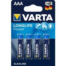 VARTA Batterie 4903 HE Micro AAA 4 Stück