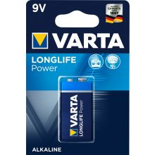 VARTA Batterien Longlife Power 9 Volt