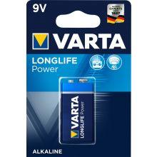 VARTA Batterien Longlife Power 9 Volt