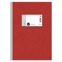 URSUS Geschäftsbuch A4 96 Blatt kariert blau