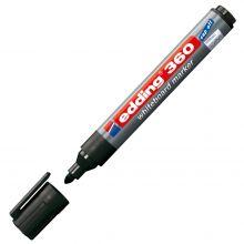 EDDING Whiteboardmarker 360 mit Rundspitze 1,5-3 mm schwarz