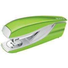 LEITZ Hefter 5502 New NeXXt WOW 30 Blatt aus Metall grün