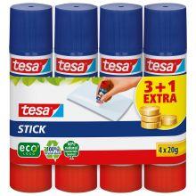 TESA Klebestift 57088 4 Stück 20 g