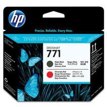 HP Druckkopf CE017A Nr. 771 schwarz/rot