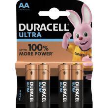 DURACELL Batterien Ultra Power AA 4 Stück 1,5 V