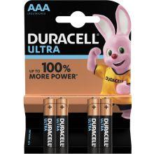DURACELL Batterien Ultra Power AAA 4 Stück 1,5V