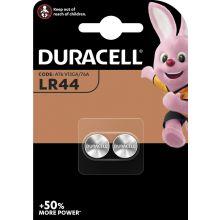 DURACELL Knopfzellen Alkaline LR44 2 Stück