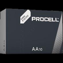 PROCELL Batterie AA 10 Stück
