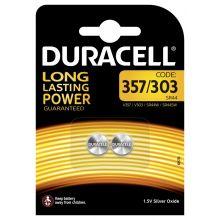 DURACELL Knopfzelle DL357 1,5 V 2 Stück