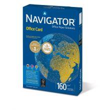 NAVIGATOR Kopierpapier Office Card A4 160 g/m² 250 Blatt weiß