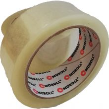 MÜROLL Klebeband 50 mm x 66 m transparent
