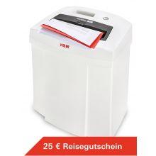 HSM Aktenvernichter Securio C14 4 x 25 mm Partikelschnitt weiß