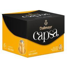 DALLMAYR Kaffee Kapseln Capsa Lungo Belluno 10 Stück