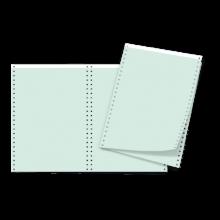 EDV-Dossier Premium Laser/Inkjet 90 g in der Farbe weiß