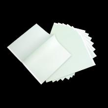 EDV-Dossier Einzelblatt Premium Laser/Inkjet 90 g in der Farbe weiß