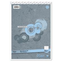 URSUS Block A4 kariert 5mm 70g/m² 100 Blatt