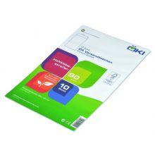 ÖKI Versandtasche Classic C4T-ÖF/CLA9010 Stück DIN C4 mit Haftstreifen 90g/m² weiß