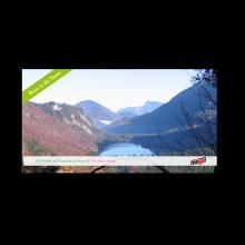 Postkarten Premium Format 235 x 125 mm