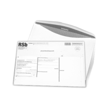 RSb-Kuvert C5 maschinenfähig