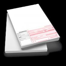 SEPA-Zahlungsanweisung mit Allonge A4 hoch