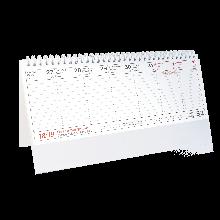 Tischkalender mit österreichischen Feiertagen